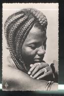 CPA Fort Lamy AOF - Femme Sara - Non Circulée - Cartes Postales
