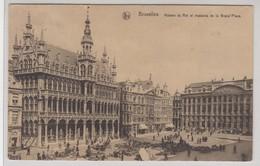 Bruxelles Maison Du Roi Et Maison De La Grand Place - Monumenti, Edifici