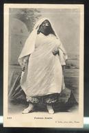 CPA Scènes Et Types - Femme Arabe - Circulée - Tunisie