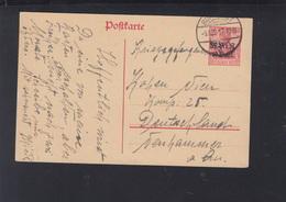 Besetzung Rumänien Romania GSK 1917 Bukarest Nach Deutschland Kriegsgefangenen - Deutschland
