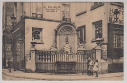 Bruxelles Manneken-Pis. - Monumenti, Edifici