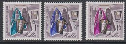 Malta 1966 Christmas / Weihnachten 3v ** Mnh (42796I) - Malta