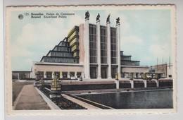 Bruxelles Palais Du Centenaire - Monumenti, Edifici