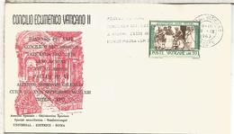 VATICANO 1963 MAT CONCILIO VATICANO II RELIGION TEOLOGIA - Cristianismo