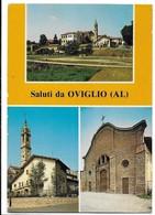 Saluti Da Oviglio (Alessandria). Vedutine. - Alessandria