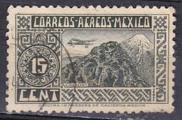 Messico, 1934/35 - 15c Orizaba Volcano - Nr.C67 Usato° - Messico