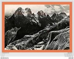 A266 / 513 05 Glacier Blanc Et Chaine Du Pelvoux - France