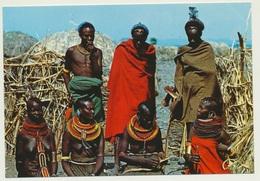 AK  Kenya Turkana Village Rurals - Afrika