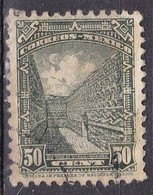 Messico, 1934/40 - 50c Ruins Of Mitla - Nr.718 Usato° - Mexico