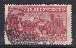 Messico, 1937 - 20c Eagle Man - Nr.C81 Usato° - Messico