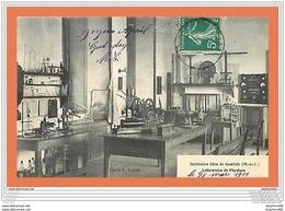 A210/217 49 - Institution Libre De COMBREE - Laboratoire De Physique - Francia