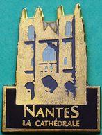 JJ....608......NANTES...............LA CATHEDRALE - Cities