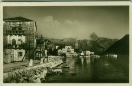MONTENEGRO - PERASTO - EDIZ. LIBRERIA ITALIANA - 1940s (BG3465) - Montenegro
