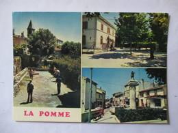 MARSEILLE  - LA POMME - CPSM 10 X 15  1979 - Vues Multiples - Souvenir De La Pomme - TBE1979 - Marseilles