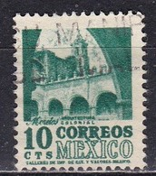 Messico, 1950/52 - 10c Convent - Nr.858 Usato° - Mexico