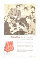 """PUB """" COCA-COLA """" 1950'S ( 1 ) - Manifesti Pubblicitari"""