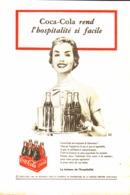 """PUB """" COCA-COLA """" 1950'S ( 3 ) - Manifesti Pubblicitari"""