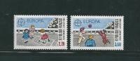 France Timbres De 1989 Europas  N°2584/85   Timbres Neuf **  Parfait - Ungebraucht
