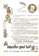 """PUB   """" VACHE QUI RIT  """"   1950'S ( 3 ) - Other"""