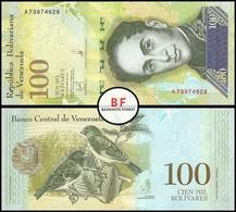 Venezuela   100 Bolivares   2017   P.100c   UNC - Venezuela