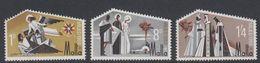 Malta 1968 Christmas / Weihnachten 3v ** Mnh (42797A) - Malta