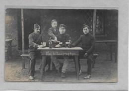 LEOPOLDSBURG (KAMP VAN BEVERLOO):  FOTOKAART- SOLDATEN-MILITARIA-KAZERNE - Leopoldsburg (Camp De Beverloo)