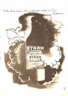 """PUB   """" BYRRH  """"   1950'S ( 69 ) - Alcools"""