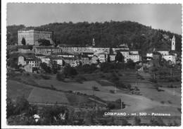 Compiano (Parma). Veduta. - Parma