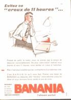 """PUB """" BANANIA """" 1950'S ( 13 ) - Manifesti Pubblicitari"""