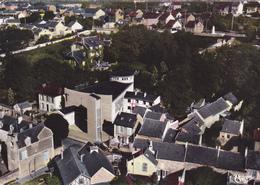 CPA 95 @ ERAGNY - L'Eglise PIE X En 1969 - Vue Aérienne - Eragny