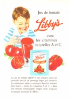"""PUB   """" LIBBY'S  """"   1950'S ( 6 ) - Other"""