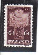 POL1048 RUMÄNIEN 1932 MICHL 447 (*) FALZ  SIEHE ABBILDUNG - 1918-1948 Ferdinand, Carol II. & Mihai I.
