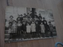 Carte Photo 30 Gard Gallargues école Primaire  BE - Gallargues-le-Montueux