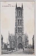 Gand La Cathedrale St. Bavon 1912 - Gent