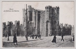 Gand Le Château Des Comtes - Gent