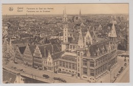 Gand Panorama Du Quai Aux Herbes - Gent