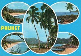 Phuket....voir Timbre Au Dos - Thailand