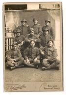 FOTO MILITARI ALPINI - FOTO THANHOFFER BELLAGIO - COMO - Guerre 1914-18
