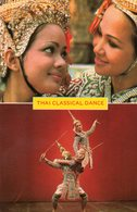 Dance....voir Timbre Au Dos - Thailand
