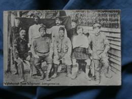 Camp De Prisonniers Langensalza  Soldats Russe, Ecossais, Francais, Sénégalais... Ecrit Par Ardenne Alfred - R321 - Guerre 1914-18