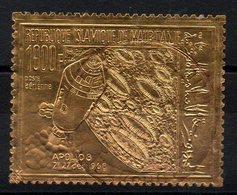 MAURITANIE - YT PA N° 93 - Neuf ** - MNH - Cote: 30,00 € - Or - Gold - Mauritania (1960-...)