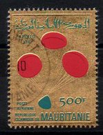 MAURITANIE - YT PA N° 108 - Cote: 10,00 € - Or - Gold - Mauritania (1960-...)