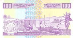 100 Burundi-Franc UNC 2011 - Burundi