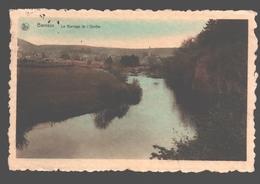 Barvaux - Le Barrage De L'Ourthe - Colorisée - éd. Roiseux, Barvaux - Durbuy