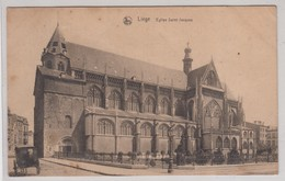 Liege Eglise Saint Jacques - Liège