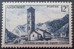 FD/3412 - 1955 - ANDORRE - N°145 NEUF** - French Andorra