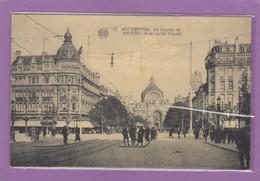 DE KEYZER LEI.AVENUE DE KEYZER VERS 1926. - Antwerpen