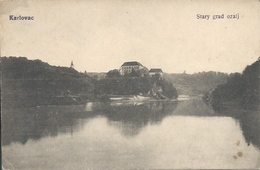 Postcard RA010263 - Croatia (Hrvatska) Karlovac (Karlstadt / Carlstadt / Karolyvaros / Carlostadio) - Croatia