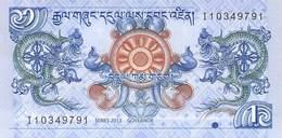 1 Ngultrum Bhutan 2013 UNC - Bhutan