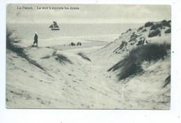 La Panne La Mer à Travers Les Dunes - De Panne